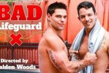 Bad Lifeguard: Aspen & Nic Sahara (Bareback)