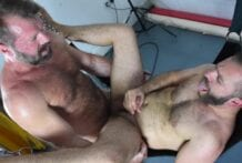 Daddy's Coming Home: Johny Barewood & Pete Jackman (Bareback)
