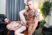 The Principal's Office, Part 2: My Best Friend's Stepdad Is Gay, Nick Milani & Dallas Steele (Bareback)