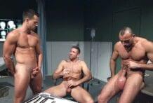 Triage: Frank Philipp, Marco Blaze & Rick Van Sant