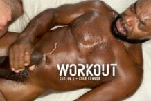 Workout: Cutler X & Cole Connor (Bareback)