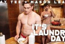It's Laundry Day: Jay Tee & Mason Lear (Bareback)