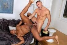 Meat Up: Manuel Skye & Santi Sexy (Bareback)