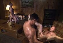 Slow Heat: Jackson Wild, Josh West, Nick Capra & Steve Carlisle