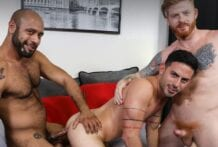 Cesar Rossi Loves A Threesome Compilation