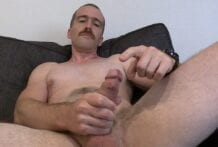 Nate Stetson SOLO Jerk Off Session