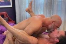 Raw Daddy Fuck with Adam Russo (Bareback)