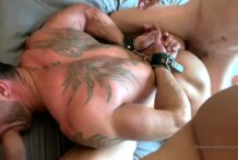 Andy Star and Gabriel Cross