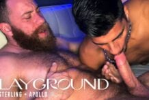 PlayGround: Apollo & Ian Sterling (Bareback)