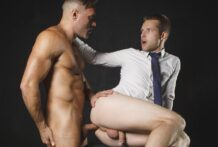 Supervising His Sin: Benjamin Blue & Manuel Skye (Bareback)