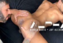 Alpha: Romeo Davis & Jay Alexander (Bareback)
