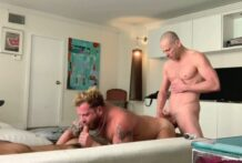 The Big C Men and Riley Mitchel with bigdickfig, Part 2
