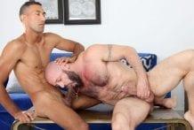 Behind the Scenes: Crush, Mario Roma & Vitorio Mendez (Bareback)