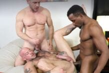 Big Dicked Three Ways Compilation