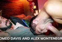 Romeo Davis & Alex Montenegro RAW