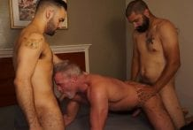 CHEAP THRILLS 12, Scene 3: Dale Savage, Kenny Host and Zaddy (Bareback)