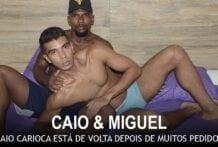 Caio Carioca & Miguel Araujo