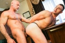 Caught Raw-Handed, Part 4: Adam Russo & Michael Boston (Bareback)