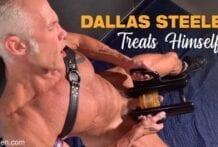 Dallas Steele Treats Himself