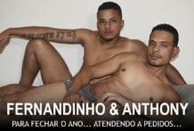 Fernandinho e Anthony Maceio, Para Fechar O Ano