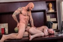 Blowin' Off Steam Bro: Drew Sebastian & Trent Atkins (Bareback)