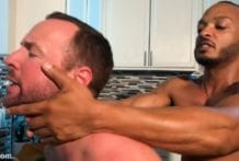 Laying Pipe: Plumber Dillon Diaz Lays Into Handsy Client Alex Hawk