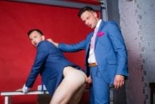 Lights, Camera, Action!: Damon Heart & Franky Fox (Bareback)