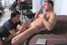Dillinger 3: Blowjob-rim-feet