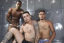 Histórias de Vestiário 3: Dieguinho, Ricardo Mineiro & Henrique Tatuado