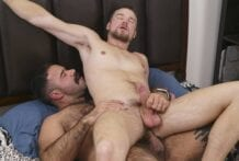 Nothing Like Stepdaddy's Love! Teddy Torres & Brent North (Bareback)