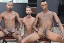 O Churrasco 2: Pedro Interior, Brenno Cavalcante & Mayrom Paulista (Bareback)