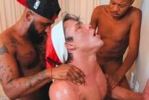 O Amigo Oculto #03: Vitor Guedes, Holiver, Jeba & Kevin Dotadão (Bareback)