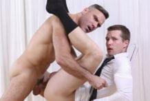 Pass The Test: Benjamin Blue & Manuel Skye (Bareback)