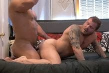 Lunch Daddy: Riley Mitchel & Zack Mitchel (Bareback)