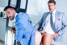 Rideshare: Dani Robles & Massimo Arad (Bareback)
