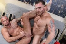 Riley Mitchel & Michael Roman (Bareback)