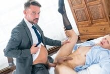 Secret Gentlemen's Club: Dale Kuda & Ethan Chase (Bareback)