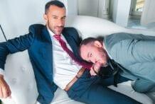 Sexual Attraction: Franky Fox & Gustavo Cruz (Bareback)