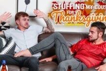 Stuffing My Cousin For Thanksgiving: Ryan Jordan & Dante Colle (Bareback)