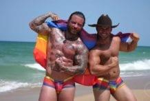Beach Bonus: Rebel & Danny
