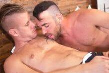Tony Bishop and Alex Mason (Bareback)