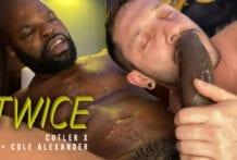Twice: Cole Alexander & Cutler X (Bareback)